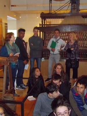Visite du Musée de seine et marne